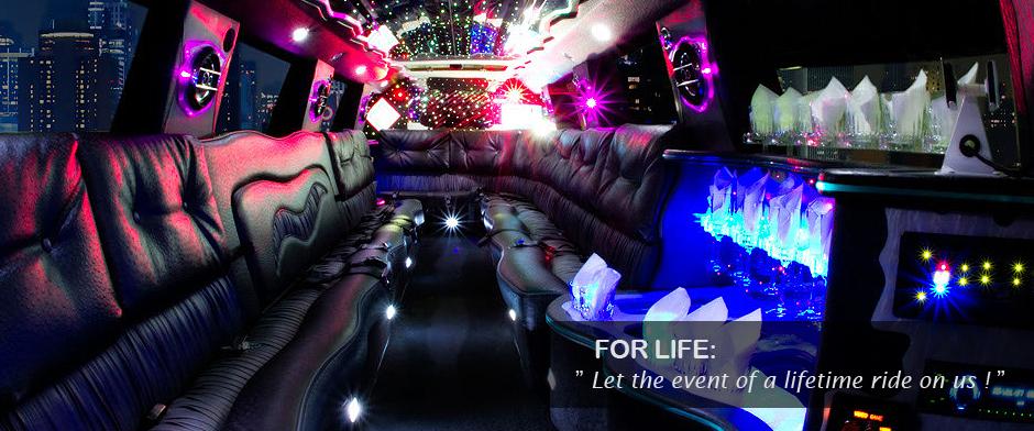 Limousine Rentals by LimoRide.com